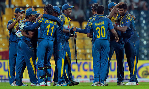 Sri Lanka to probe 2011 World Cup's controversial defeat against India