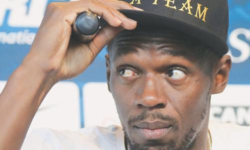 Bolt winning race against time to peak for London