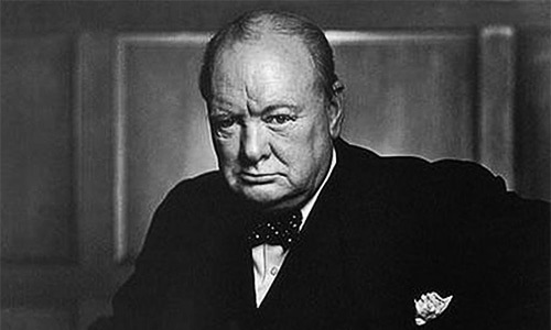 UK archives show Churchill blocked release of Nazi memos