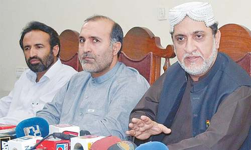People's mandate snatched in by-poll, says Mengal
