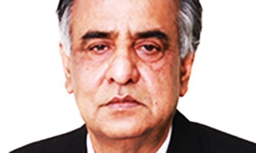 SECP Chairman Zafar Hijazi taken into custody