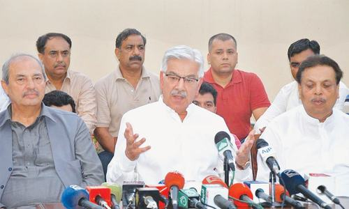 It is now Imran's turn to face accountability: Asif