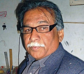 Seraiki poet, lexicographer passes away