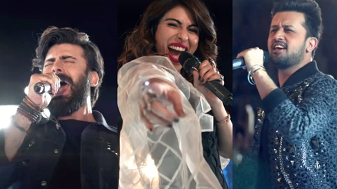 Pepsi Battle of the Bands' launch song is all sorts of nostalgia