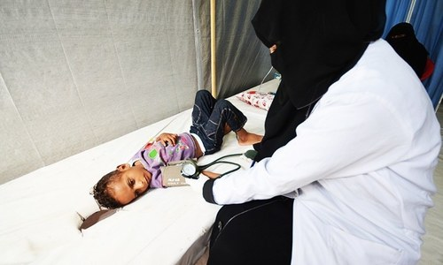 More than 600,000 can contract cholera in Yemen in 2017, warns ICRC