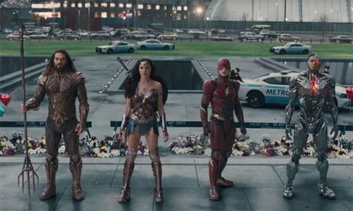 'مردہ' سپر ہیرو کی واپسی؟