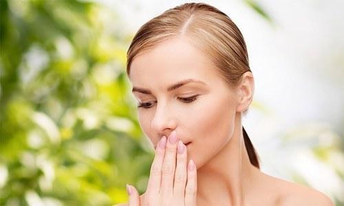 سانس میں بو کیوں پیدا ہوتی ہے؟