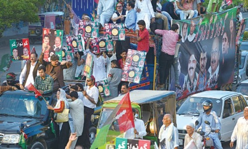 PPP 'Go Nawaz Go' rallies seek PM's resignation sans delay