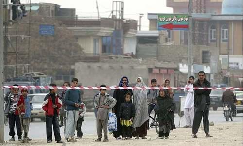 Kabul in a fix