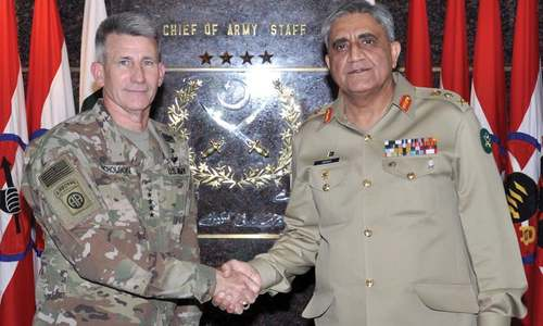 COAS, US commander agree to work for regional stability