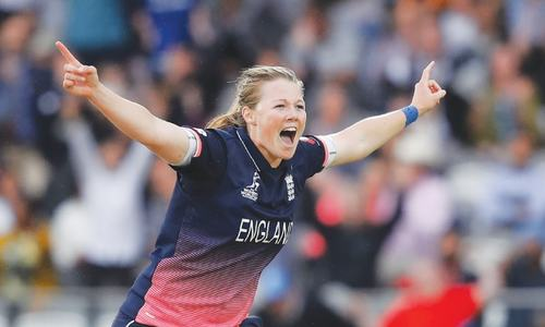 England's World Cup heroine Shrubsole lives out Lord's dream