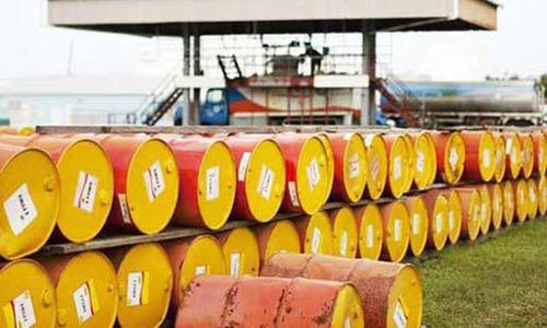Oil output increased 3pc in FY17