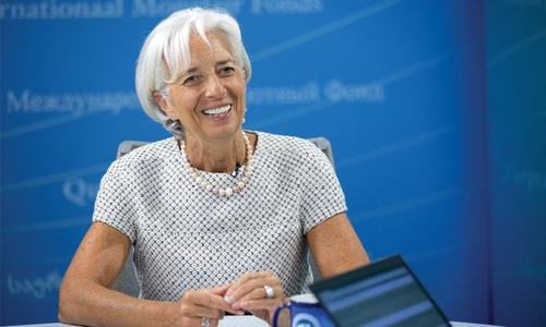 IMF could be based in Beijing in a decade: Lagarde