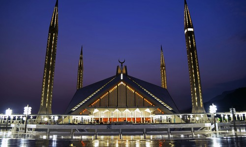Senate body asks IIUI administration to vacate Faisal Mosque's premises