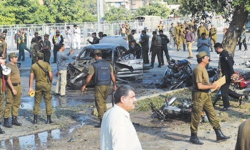 Punjab govt constitutes high-powered JIT to investigate Lahore blast