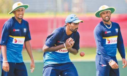 Kohli's men ready to negate Herath threat at Galle