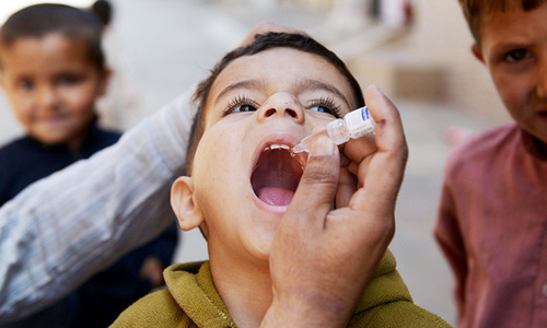 Women to be hired for polio eradication plan in Bajaur