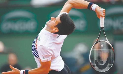 Elbow injury may rule Djokovic out of US Open
