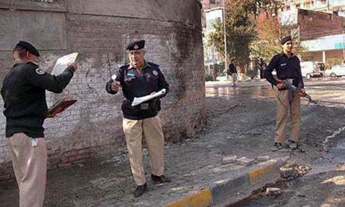 سوات: بارودی مواد پھٹنے سے 5 بچے زخمی
