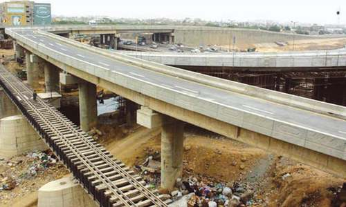 Completion of Lyari Expressway gets further delayed