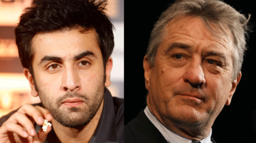 Ranbir Kapoor thinks Robert De Niro is 'not so great anymore'