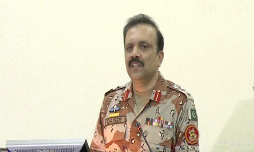 Altaf Hussain 'congratulated target killers' for PSP men's murder: Sindh Rangers