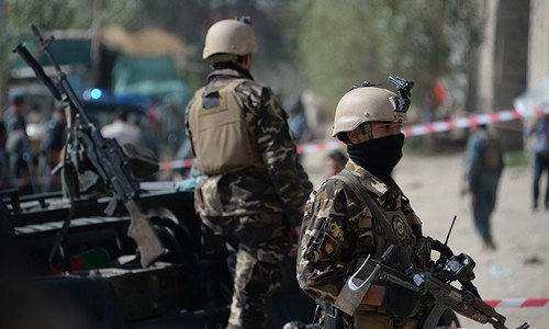 Pakistani diplomats abducted in Afghanistan safely rescued in security forces' operation