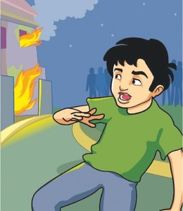 Story Time: Fire at the mosque