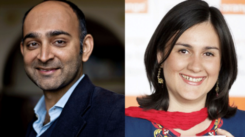 Mohsin Hamid and Kamila Shamsie longlisted for Man Booker Prize