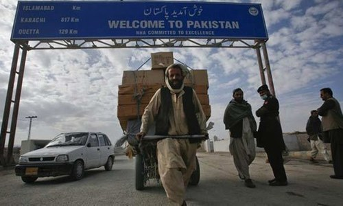 Pakistani diplomatic staff recovered in Afghanistan reach Islamabad
