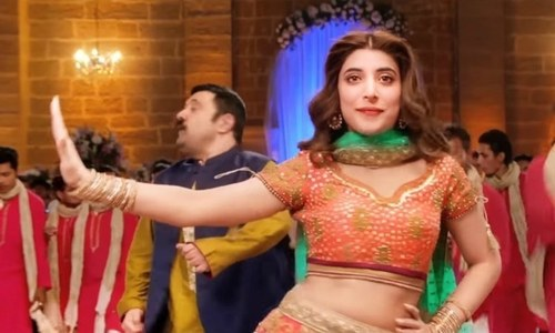 Urwa Hocane takes us back to PT class in the new Punjab Nahi Jaungi song