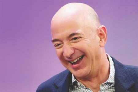 Amazon's Bezos unseats Gates, becomes world's richest person