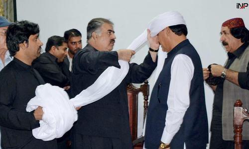 Sardar Ali Mohammad appointed Jattak tribe chief