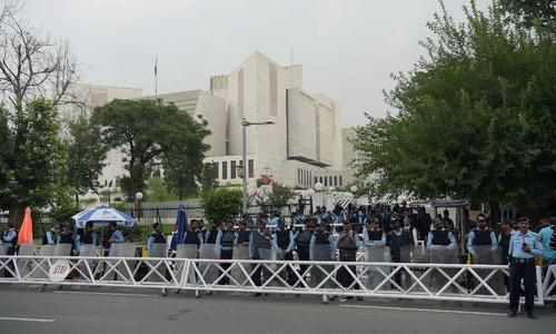 Twin cities on high alert ahead of SC verdict