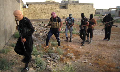 7,000 IS affiliates remain in Iraq: officials