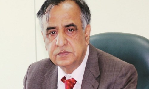 Ex-SECP chairman Zafar Hijazi sent to Adiala jail on 14-day remand