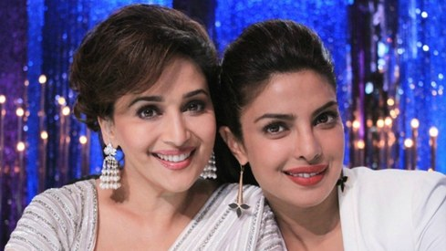 Priyanka Chopra is making an American series inspired by the life of Madhuri Dixit