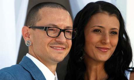 Linkin Park singer Chester Bennington's widow opens about husband's death