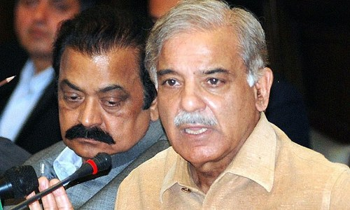 Opposition mulls action if Shahbaz retains chief minister post