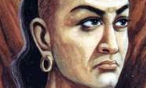 Why is great philosopher Kautilya not part of Pakistan's historical consciousness?