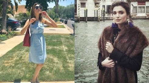 How to dress for an epic vacation according to Pakistani celebrities