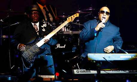 Stevie Wonder to headline music festival in NYC to protect global aid