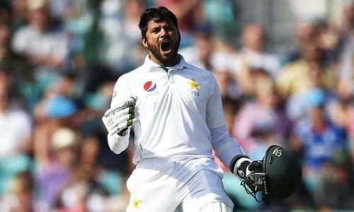 Azhar makes top 10 in ICC Test batsmen rankings