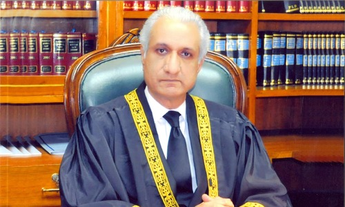 Panamagate case: Justice Ijazul Ahsan to oversee proceedings by NAB