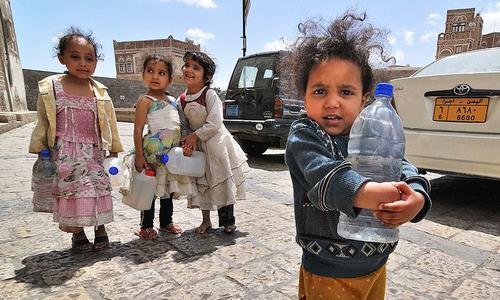 Yemen food crisis 'man-made', UNDP country head says