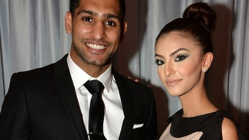 Amir Khan and Faryal Makhdoom call it quits - on Twitter