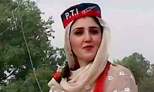 Tribesmen threaten to besiege Ayesha Gulalai's house
