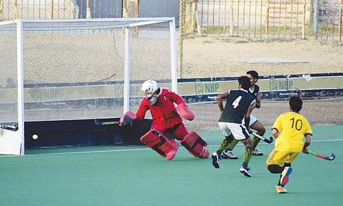 13 unfit hockey players shown door by national team management
