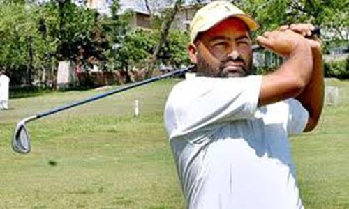 Shabbir retains Sindh Open Golf Championship title