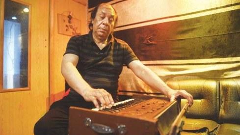 I helped Madam Noor Jehan return to the film industry, says tabla maestro Ustad Tafoo